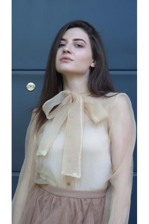 "Риза от органза ""Signorina"""