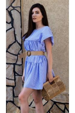 """Къса рокля с принт ''Dolcezza"""""""
