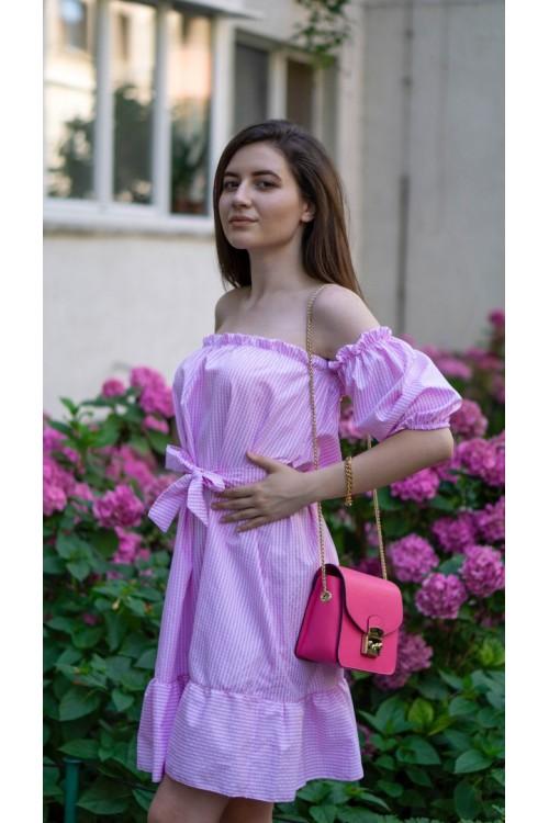 "Лятна рокля с принт ""Amalfi"""
