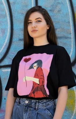 Тениска с мотив