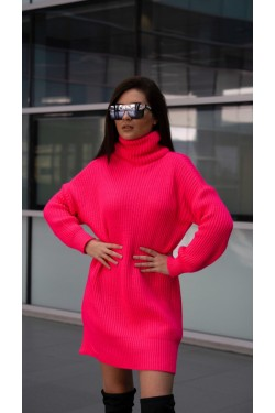 "Плетена рокля тип пуловер ""Rosey"""